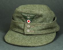 Third Reich M43 Wehrmacht Field Hat.