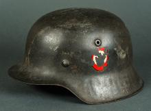 Third Reich SS Helmet (Reproduction).