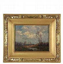 LEE LUFKIN KAULA (MA/NH, 1865-1957) -