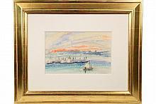 MARGUERITE THOMPSON ZORACH (NY/ME/CA, 1887-1968) -