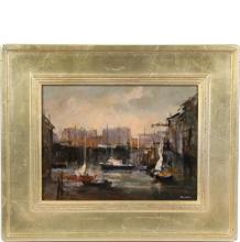 HELEN ST. CLAIR (Contemporary Boothbay Harbor, Maine) -