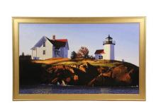 JAMES WOLFORD (Contemporary Maine) -