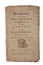 RARE AMERICAN POLITICAL PAMPHLET -
