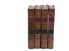 (4 VOL SET) COOK'S VOYAGES - Second Edition