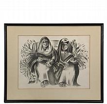 DORIS ROSENTHAL (NY/CA/Mexico, 1889-1971) -