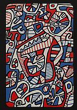 JEAN DUBUFFET (France, 1901-1985) -