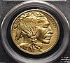 COIN - 2010 $50.00 Gold American Buffalo .9999 fine 1oz.