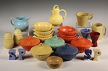 (25) ART DECO POTTERY PCS - Including: Stangl (5) 5