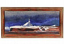 MARGUERITE ZORACH, (NY/ME/CA, 1887-1968);
