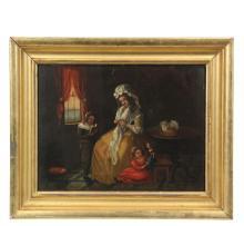 MARY PITMAN BRYANT WELD (19th c