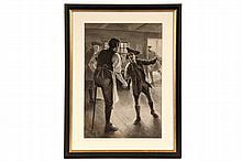 FRANK THAYER MERRILL (MA, 1848 - ?), An Illustration for