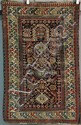 SHIRVAN PRAYER RUG -3'2