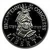 1989-S Congressional Half Dollar Clad Commem PR-69 DCAM PCGS - L30390