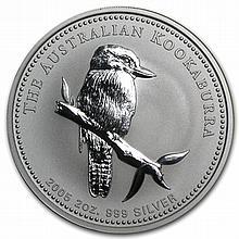 2005 2 oz Silver Australian Kookaburra - L29897