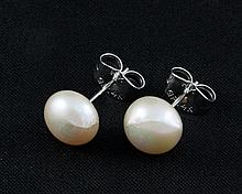16.92CTW PEACH SIOPAO EARRING PHILIPPINES - L18368