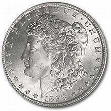 1898-O Morgan Dollar - MS-65 NGC - L31674