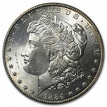 1884-CC Morgan Dollar - MS-64 PCGS - L31600
