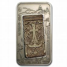 Armenia 2011 1000 Dram Cross-Stones of Armenia - The Kecharis - L27023