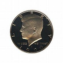 Kennedy Half Dollar 1990-S Proof - L19409