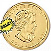 Canada Maple Leaf One Ounce Gold Coin (Date Our Choice) - L18421