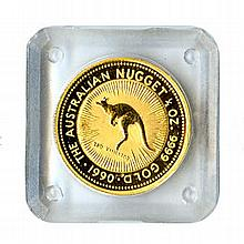 Australian Gold Nugget Half Ounce (dates our choice) - L19399