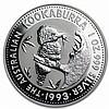 1993 1 oz Silver Australian Kookaburra - L25069