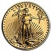 2001 1/10 oz Gold American Eagle - Brilliant Uncirculated - L30158