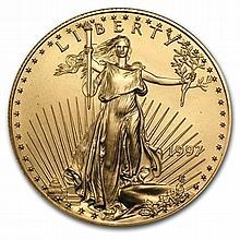 1997 1 oz Gold American Eagle - Brilliant Uncirculated - L30272