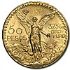 Mexico 1927 50 Pesos Gold Coin (AU/BU) - L30999