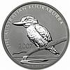 2007 1 oz Silver Australian Kookaburra - L25051