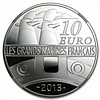 2013 Silver Proof Great French Ships - L'Amazone - PF-70 NGC - L29166