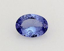 Natural African Tanzanite 3.28ctw Loose Gemstone AA+ - L20782