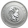 2013 1/4 oz Silver Canadian $20 Coin & COA - Santa Claus - L28034