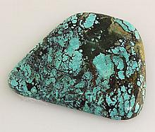 Natural Turquoise 84.86ctw Loose Gemstone 1pc Big Size - L21023