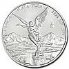 1996 1 oz Silver Mexican Libertad (Brilliant Uncirculated) - L31412