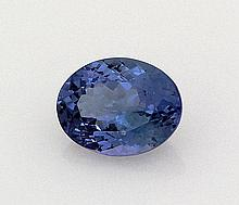 Natural African Tanzanite 2.43ctw Loose Gemstone AA+ - L20763