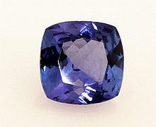 Natural African Tanzanite 1.70ctw Loose Gemstone AA+ - L20639