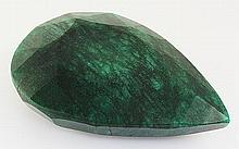 Big Emerald Beryl 1842.00ctw Loose Gemstone Pear Cut - L20531