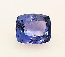 Natural African Tanzanite 3.23ctw Loose Gemstone AA+ - L20665