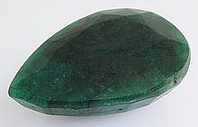 Natural Emerald Beryl 636.50ctw Loose Gemstone PearCut - L20550