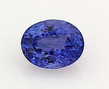 Natural African Tanzanite 5.31ctw Loose Gemstone AA+ - L20790