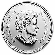 2012 Silver Canadian $1 War of 1812 BU (W/Box & COA) - L26461
