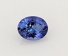Natural African Tanzanite 1.15ctw Loose Gemstone AA+ - L20726