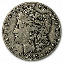 1882-CC Morgan Dollar - Very Fine - L31570