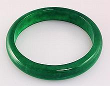 230.00CTW JADE BANGLE BRACELET - L19683