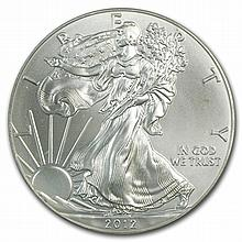 1 oz Silver American Eagle (Cull, Damaged, etc.) - L30126