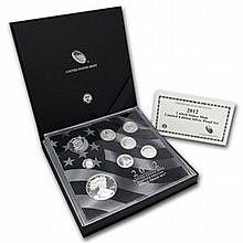 2012 United States Mint Limited Edition Silver Proof Set - L24877
