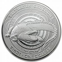 Royal Australian Mint 2013 Crocodiles - Bindi MS-70 NGC - L27549