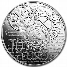2014 10 Euro The Sower - The Denier of Charles the Bald - L29283