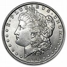 1900 Morgan Dollar - Brilliant Uncirculated - L30320